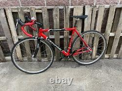 2006 Cannondale R700 Caad 8 road bike Aluminum frame carbon fork 52cm small