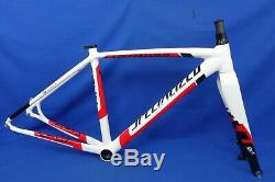 2016 Specialized CruX E5 Disc SS Single Speed Bike Frame & Carbon Fork 46cm