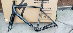 2017 SPECIALIZED ROUBAIX EXPERT FRAME FORK FACT CARBON10r CG-R POST 58cm