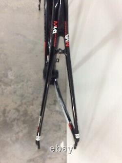 2020 MUSEEUW MFC 1.0 CARBON FRAME, FORK, HEADSET LARGE 56 Cm