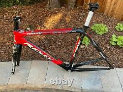 50cm Ridley X-Fire Full Carbon Cyclocross Frame/Fork/Seatpost
