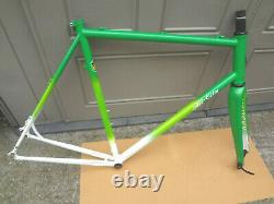 All City Whiskey Macho King Limited Edition Frame 611cm With Carbon Forks