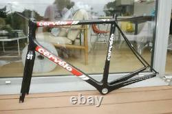 Beautiful Cervelo Rs All Carbon Frame/forks In Very Good Cond Size 58