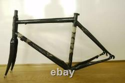 Beautiful Condor Baracchi All Carbon Frame / Forks In Very Good Condition Size L