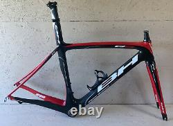 Bh G5 Carbon Frame And Fork 1.6 Kgs. / 3.6 Lbs. Seat Post Included