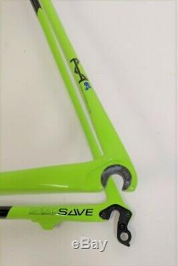 CANNONDALE SUPERSIX EVO CARBON FIBRE ROAD BIKE FRAME & FORK. 54cm. NEW