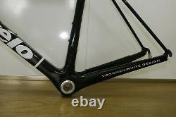 CARBON CERVELO R3 SL FRAME/FORKS VERY GOOD COND. 1251g ONLY COSMETIC ISSUES