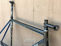 Cannondale CAAD12 Road Bike Alloy Frame 58cm with Carbon Fork Rim + Crank and Stem