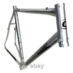 Cannondale CAADX Cyclocross Gravel Bike Frame ONLY Canti Carbon Fork 61cm #0917