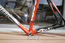 Carbon Bmc Slt01 Team Machine Frame / Forks In Size 57 In Very Good Condition
