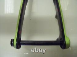 Felt F4X CX Cyclocross Carbon Disc Frame and Forks Size 53cm Damaged