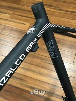 Focus Izalco Max Frame & Fork (XS, 53cm Top Tube, Electric Only) NEW, 691 Grams