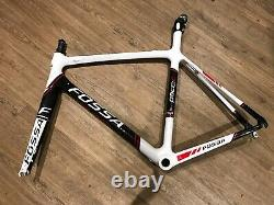 Fossa PaceC Carbon Road Frame and Forks Rim Brakes