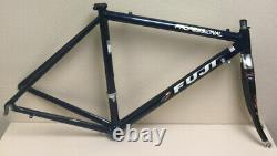 Fuji Professional Frame And Fork Small Aluminum Tubes Carbon Fork 2.1 Kgs