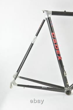 GIANT CADEX 980c road frame and fork! Carbon! GOOD CONDITION
