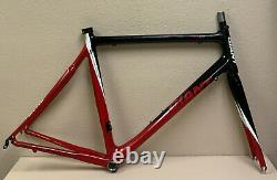 Giant Tcr 2 Carbon Frame And Fork Large 1.8 Kgs / 4.0 Lbs