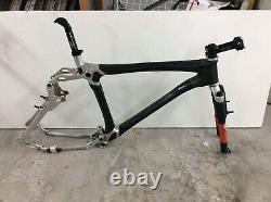 Gt Sts Carbon Mtb Frame With Rock Shox Judy XC Fork