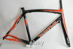 KONA KING ZING carbon road frame and fork! NEVER USED, NIB new in box! 59cm