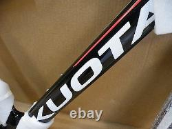 Kuota kryon carbon frame with fork and aero seatpost, size L