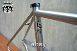 Litespeed T3 (Di2 Compatible) frame + tapered carbon fork(XS, S, M, M/L, L)