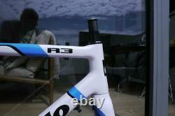 Lovely Carbon Cervelo R3 Frame / Forks In Very Good Condition. Size 54