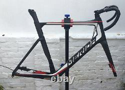 Merida Reacto 6000 Carbon Disc Frame and Forks XL