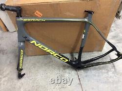 NORCO SEARCH CARBON GRAVEL RACING DISC BRAKE 60.5cm Frame And Fork