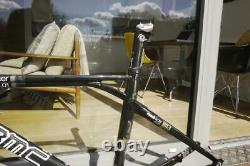 Near Mint All Carbon Bmc Sl01 Road Race Frame / Forks / Seatpost In Size 54