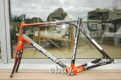 Near Mint All Carbon Bmc Slc01 Road Race Frame / Forks In Size 55