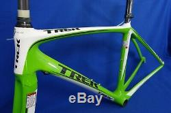 New 2009 Trek Madone 6.5 Carbon Road Bike Frame & Fork 50cm, withPost! Made in USA