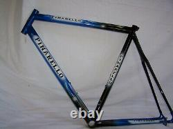 Pinarello Opera Pegaso steel and carbon frame and fork, size 56cm year 2000