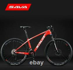 SAVA One 36 Speed Carbon Fiber Frame Forks Mountain Bike Bicycle NEW