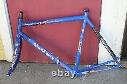 Salsa Campeon Scandium/Carbon frame and fork 56cm USED EXC