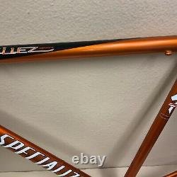 Specialized Allez Frame And Fork 60 CM Aluminum Tubing 2.7 Kgs