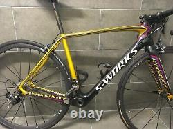 Specialized RIGOBERTO URAN limited edition S-WORKS TARMAC only frame+fork+gift