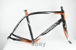 WILIER TRIESTINA CENTO carbon frame and fork! 100th anniversary! Very rare