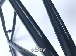 Wraith Fabrication Hustle Steel Road Frame and Carbon Fork Columbus Small NEW